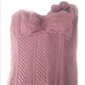 Express Sexy Top  Cotton c/pale rose size M